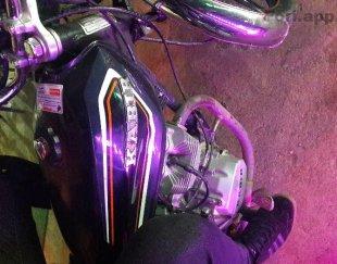 موتور سیکیلت ۲۵۰ کبیر