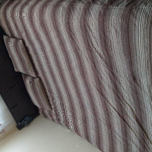 تخت کشو دار همراه تشک طبی فنری