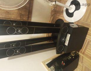سیستم صوتی و پخش کننده خانگی