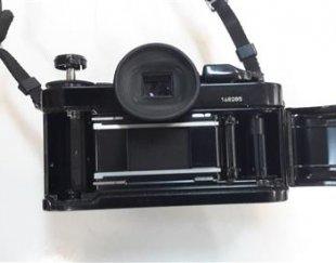 دوربین canon-A1 با لنز ۵۰mm.f 1.4