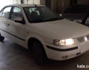 ایران خودرو سمند LX معمولی ۱۳۸۸