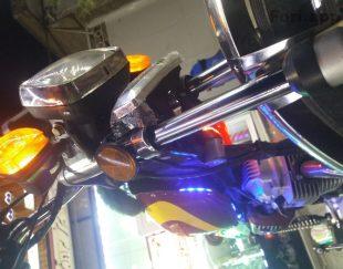 موتور کاریزان در حد ۹۲