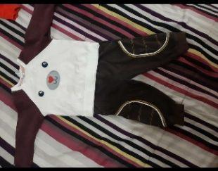 انواع لباس پسرانه از قبل یک سالگی تا ۳ ساله