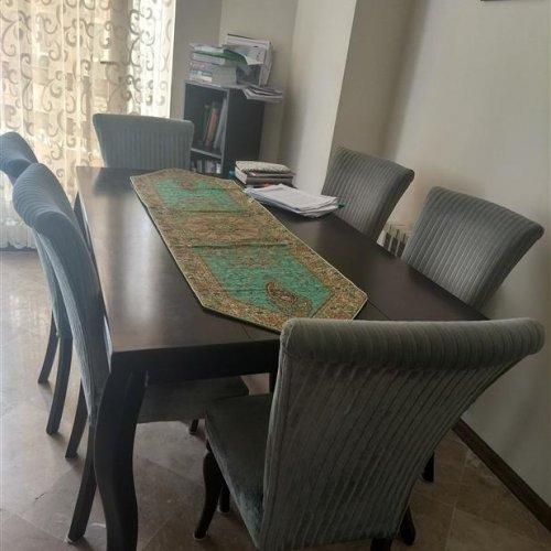 مبلمان و میز ناهار خوری