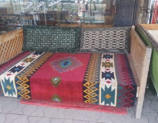 تخت در حد نو