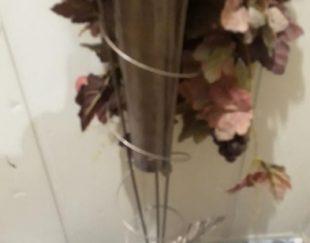 اویز انگور با گلدان بلند