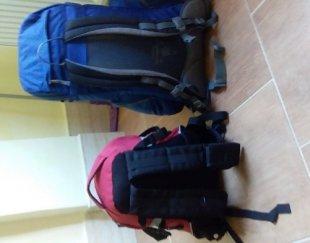 کوله پشتی دیوتر و چمدان و کوله