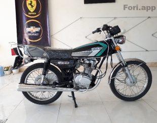 موتور هوندا ۱۲۵ احسان
