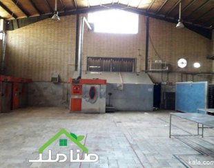فروش کارخانه کیک و کلوچه شهرک صنعتی کد۱۱۶۰