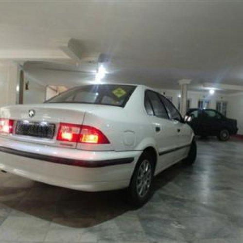 سمند LX مدل۱۳۸۹