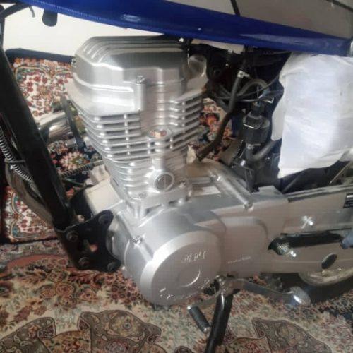 موتورسیگلت دلتا۱۲۵صفرکیلومتر