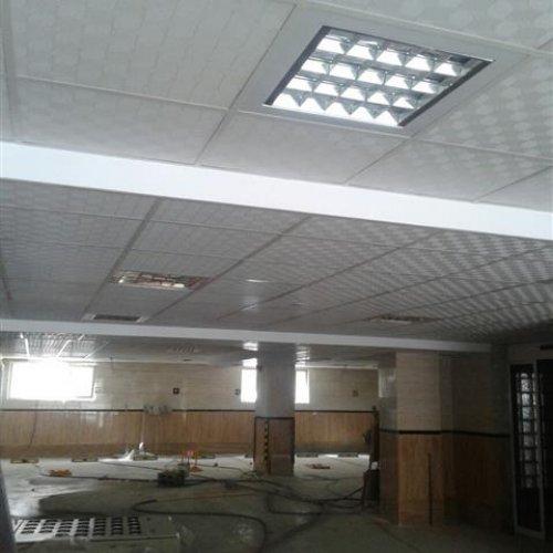 معتبرترین شرکت اجرایی کناف سقف و دیوار کاذب
