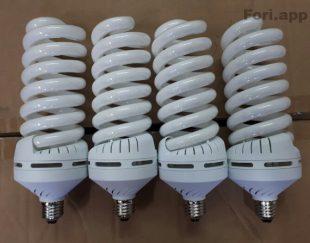 لامپ کم مصرف ۶۰وات