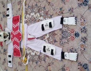 فوری ست کامل هوگو و لباس تکواندو زیر قیمت