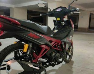 موتور سیکلت کلکسی  sym  ۱۲۵