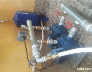 تعمیر پمپ آب اپارتمانی، خانگی، صنعتی