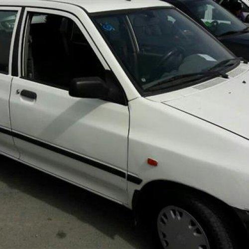 فروش پراید sl مدل ۹۱