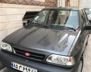 پراید ۱۳۱ نوکمدادی SE مدل۱۳۹۴ یورو۴