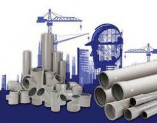 فروش لوله و اتصالات صنعتی و ساختمانی
