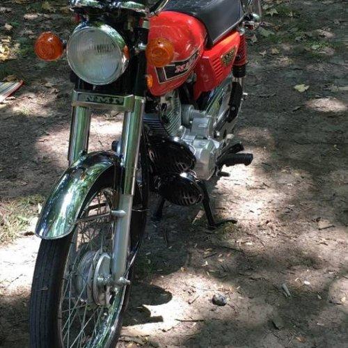 موتور نامی خشک