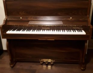 پیانو دیجیتال یاماها طرح اکوستیک