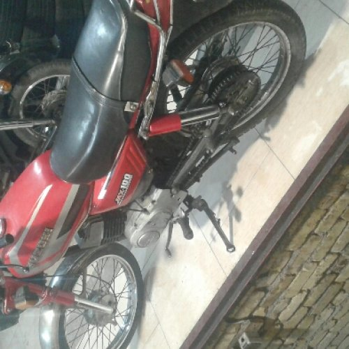 موتور سوزوکی ax