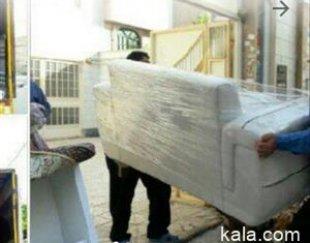 کارگر حمل و نقل اثاثیه منزل