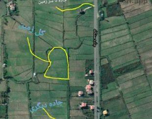 فروش ۶ هزار متر زمین در گیلان املش
