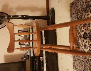 صندلی چوب اصل