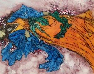 نقاشی ویترای(مینیاتور)