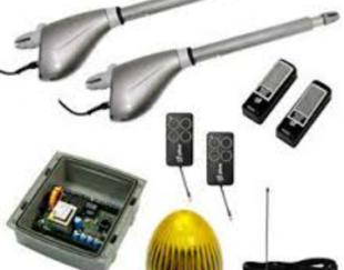 طراحی اجرا وسرویس انواع درب برقی