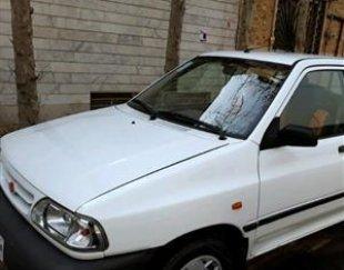 فروش فوری خودرو پراید ۱۳۱ اس ای مدل ۹۴