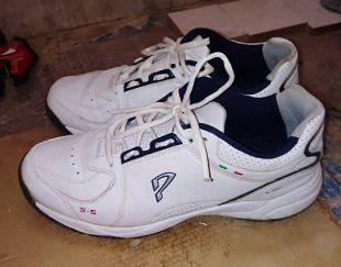 کفش اسپرت پاما اصلی مردانه در حد نو سایز ۴۳،،۴۲
