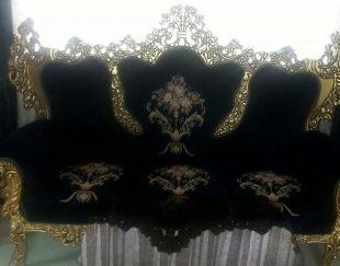 مبلمان سلطنتی استیل