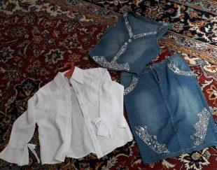 لباس مجلسی سه تیکه