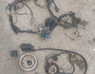 ای سی یو و قطعات انژکتور ۱۵۰ سیسی سیستم فای