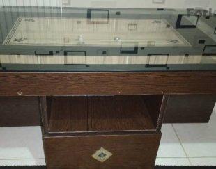 میز مبل MDF با شیشه