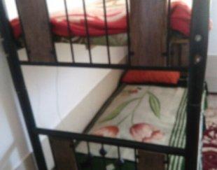 تخت دو طبق