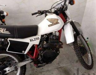 موتور سیکلت تریل xl250