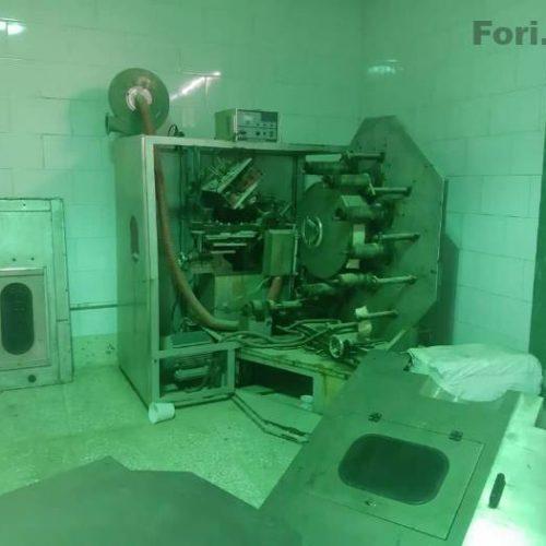 دستگاه چاپ لیوان تامپو و ظروف یکبار مصرف