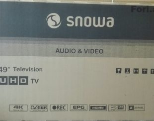 تلویزیون ۴۹ اینچ اسنوا
