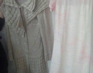 لباس شب و مانتو پاییزه دست باف