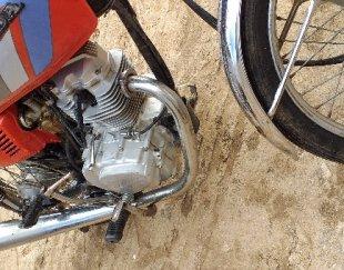 فروشی موتور سیکلت سالم به شرط