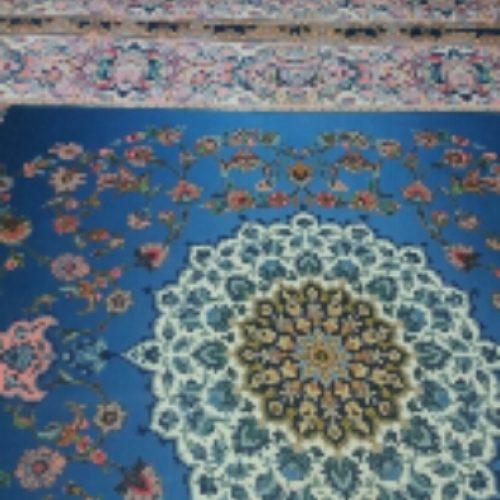 فروش دو عدد کاور فرش کشدار ۱۲ متری