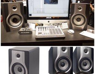 اسپیکرمانیتور M_Audio carbon