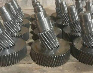 تولید کننده انواع چرخ دنده و گیربکس های صنعتی
