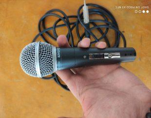 میکروفون شور Shure sm58