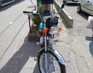 موتور هوندا مدل۹۹