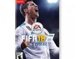 بازی Fifa 18 برای Nintendo Switch( نینتندو سوئیچ)