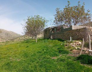 سلام خونه کلنگی ۴۵۰ متری در سرحد موروک داری اب برق جاده اسفالت